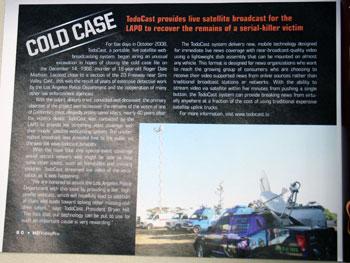 『コールドケース』関連の雑誌記事